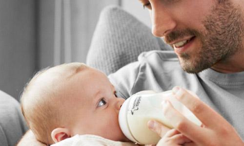 Кормление ребёнка в три месяца