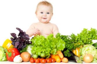 рацион питания при грудном вскармливании
