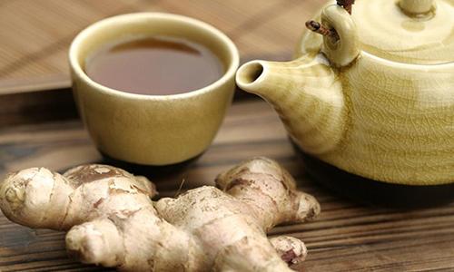 имбирный чай для кормящих мам