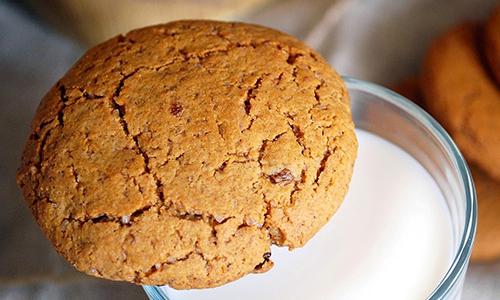 овсяное печенье для кормящих мам