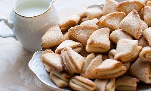 рецепт печенья для увеличения груди