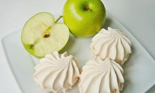 зефир из яблок при грудном вскармливании
