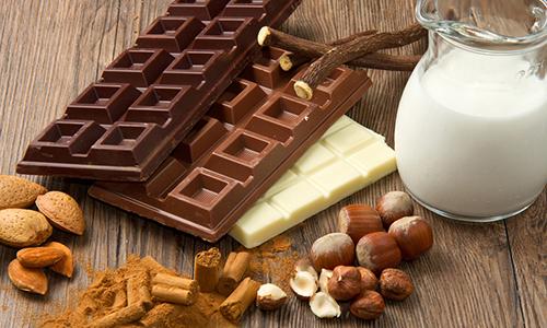 виды и сорта шоколада