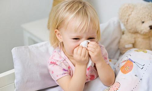 насморк лечение у ребенка