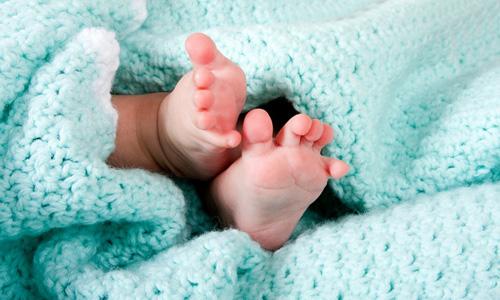Температура тела у новорожденного в норме