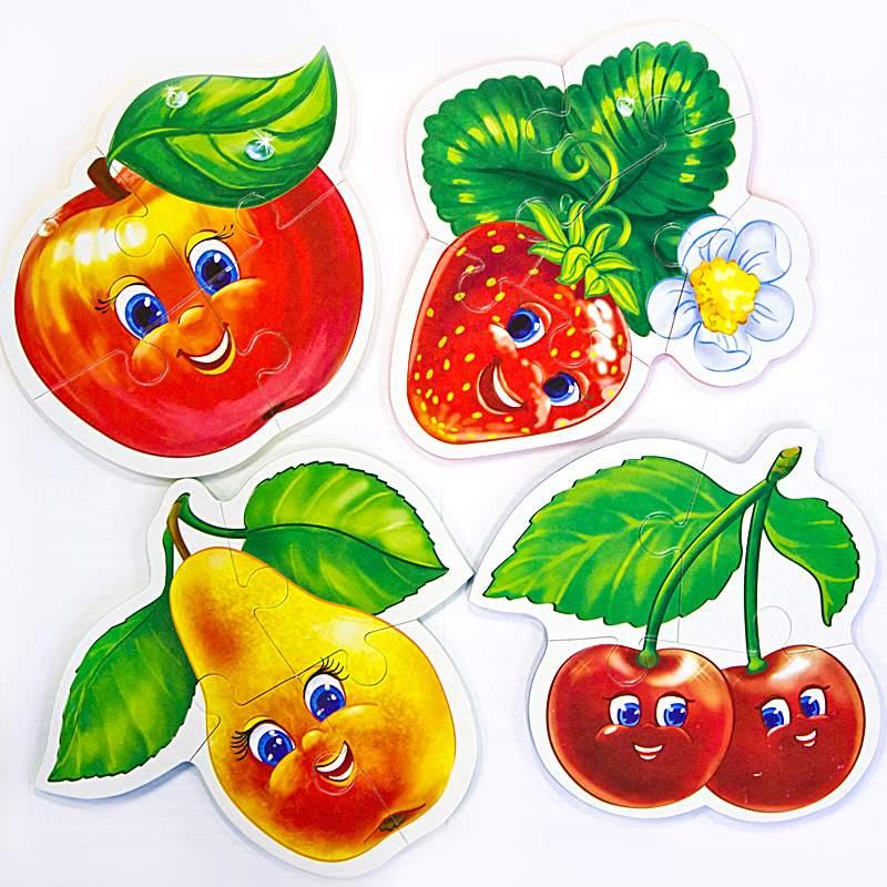 фрукты картинки для детей