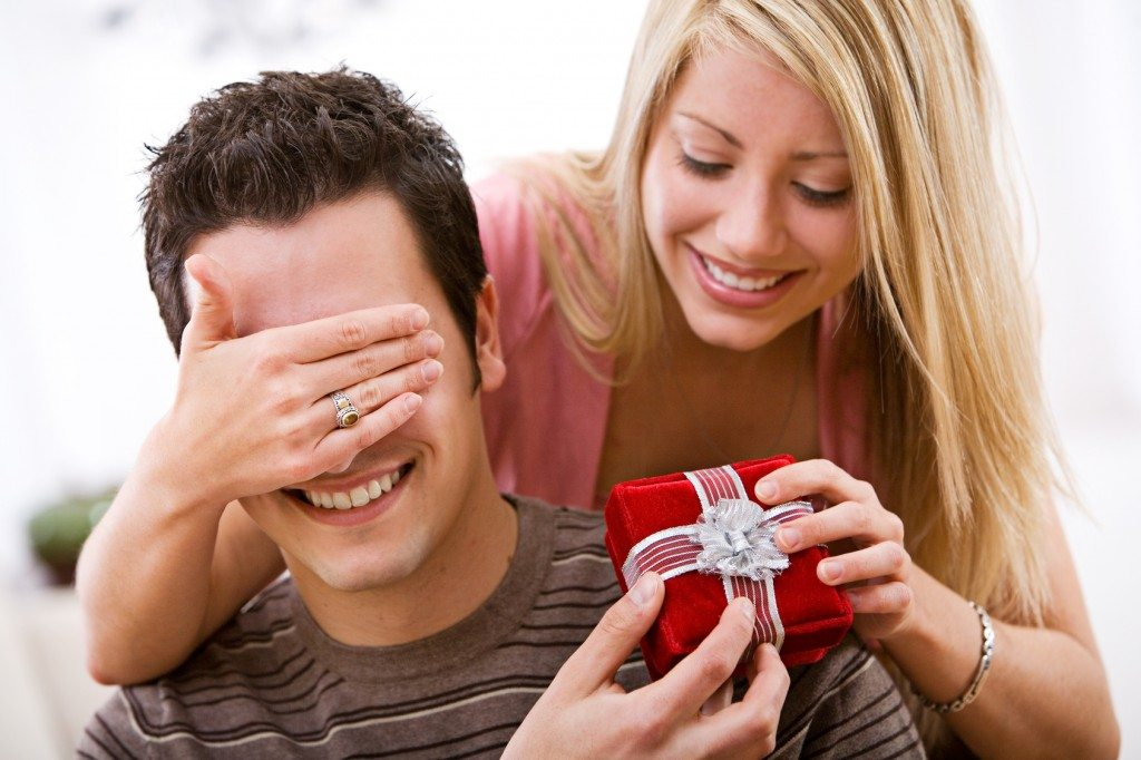 подарок мужу тест