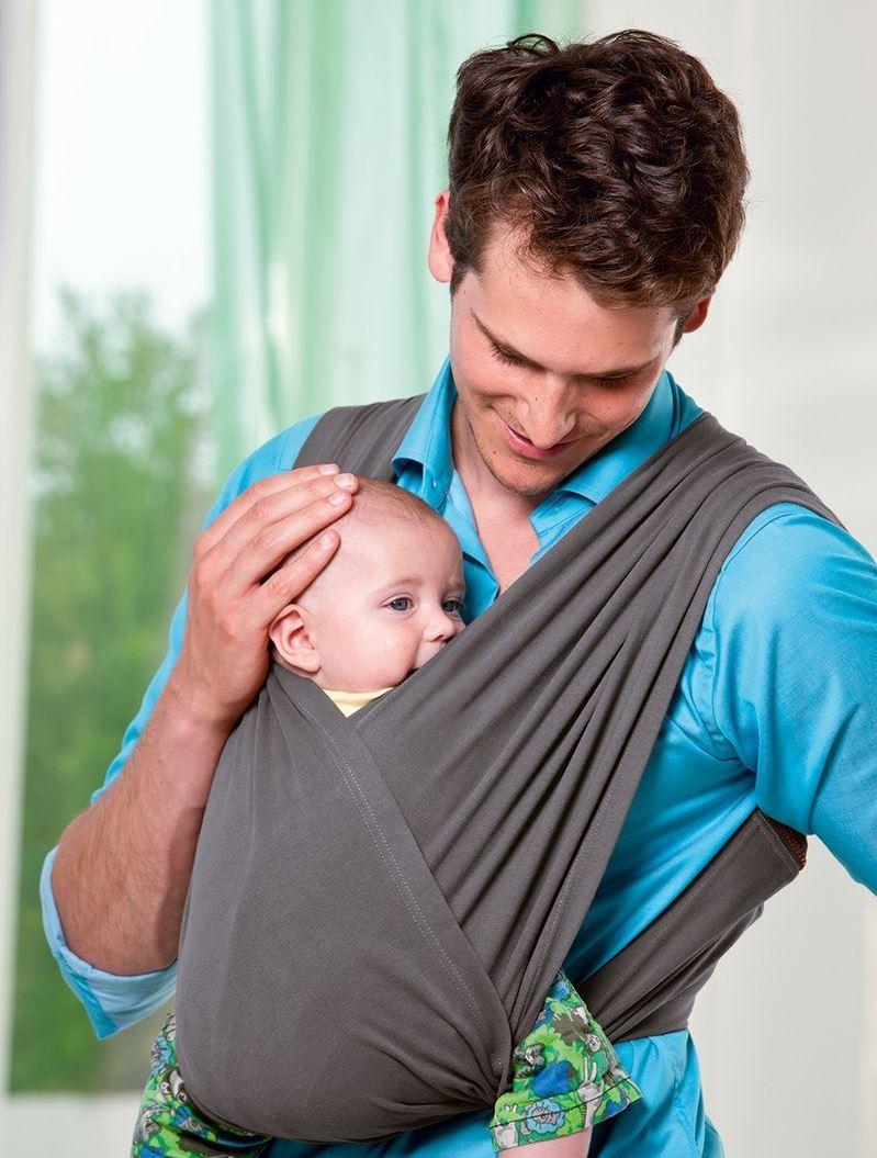 слинг для новорожденных