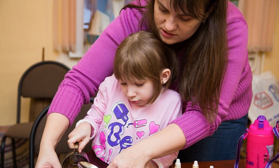 пособие семье с ребенком инвалидом