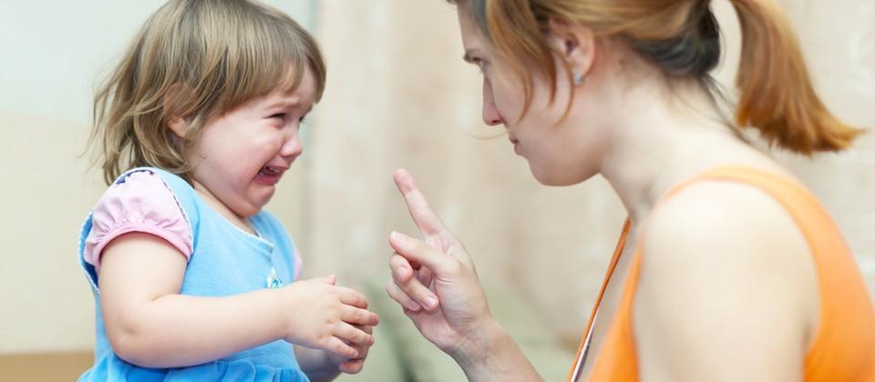 детские капризы причины