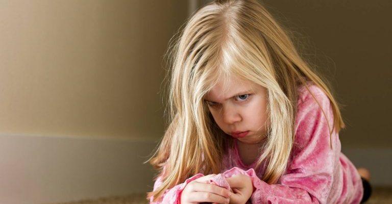 капризы детский переходный возраст