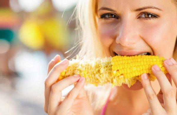 вареная кукуруза польза