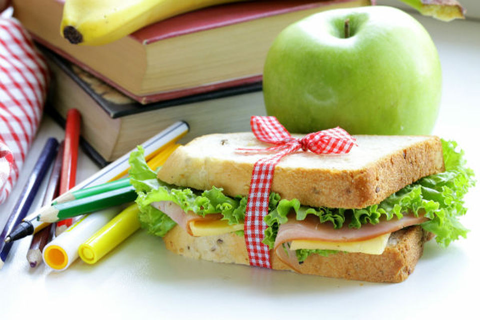 школьный завтрак