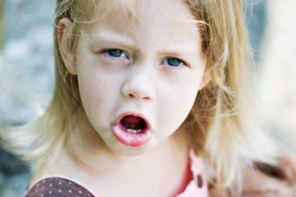 ребенок ругается как отучить