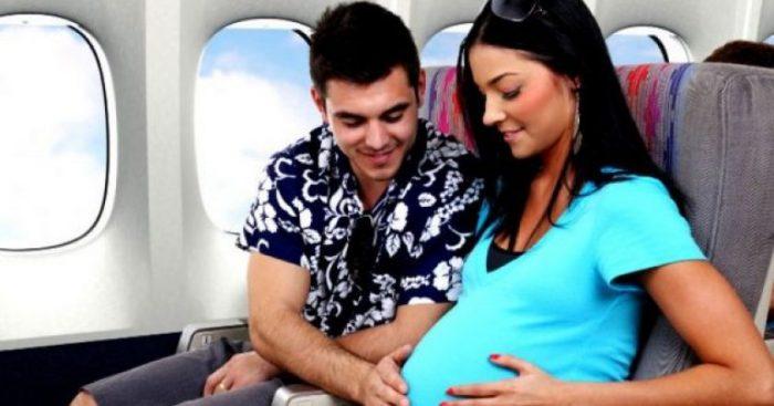 авиапутешествия при беременности