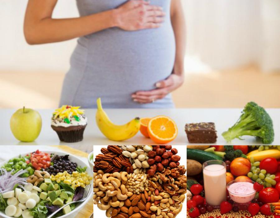 Какую диету надо соблюдать при беременности