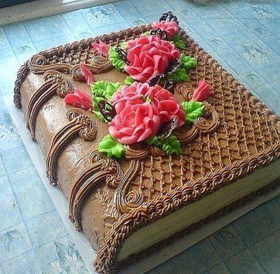 торт -книга