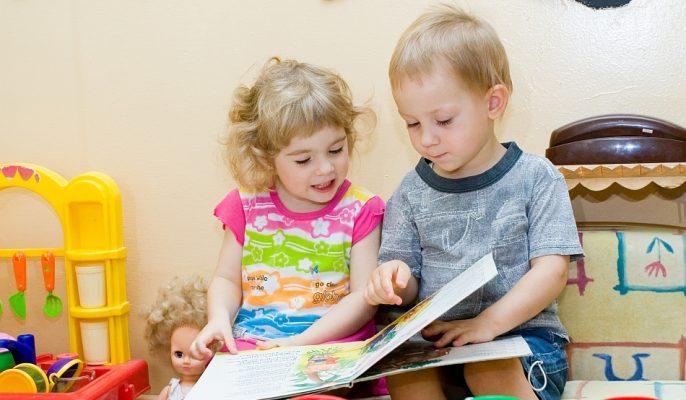детский сад адаптация