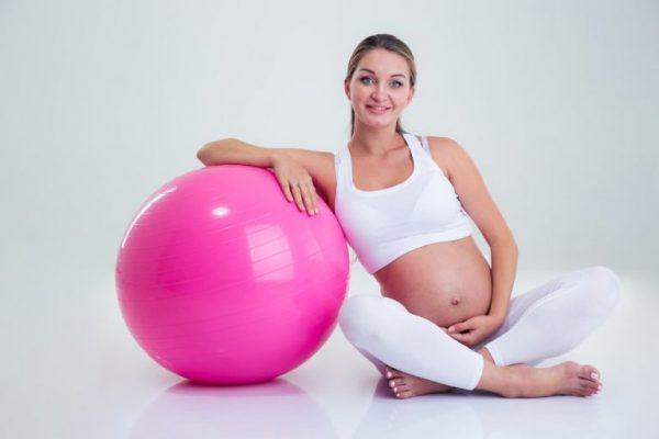 качать пресс при беременности