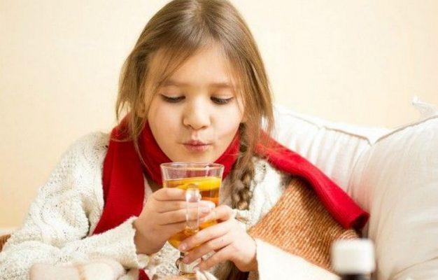 ародные средства от кашля у детей
