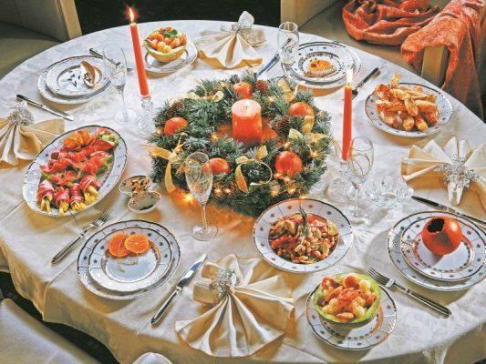 новогодние блюда для беременной