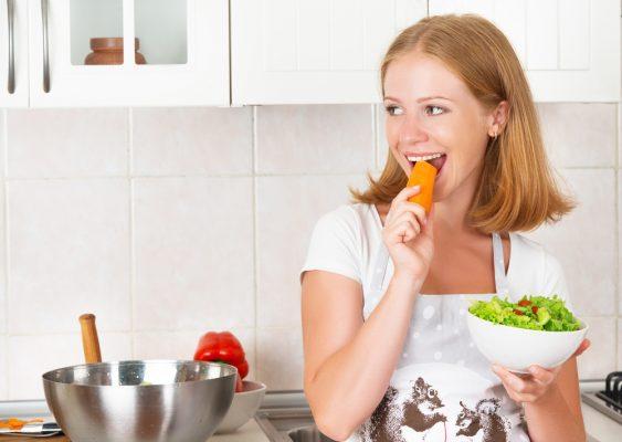 питание на 17 неделе беременности