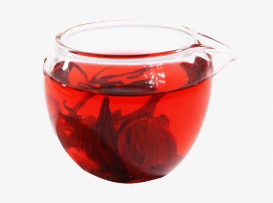 чай с гибискусом беременным