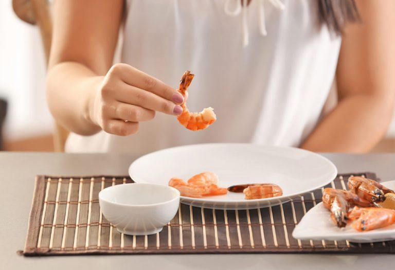 можно ли при похудении морепродукты