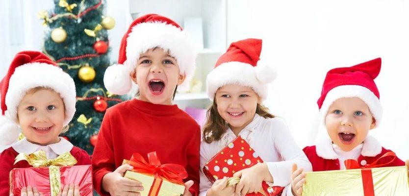 новггодние конкурсы для детей