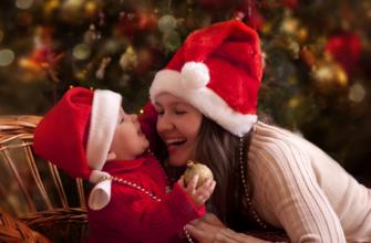 новогоднее настроение после родов