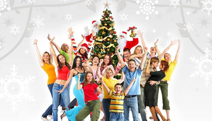 праздничные новогодние развлечения