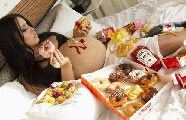 продукты, запрещенные при беременности