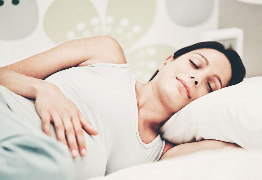 сон при беременности