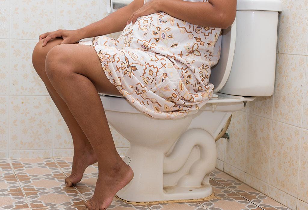 геморрой при беременности причины