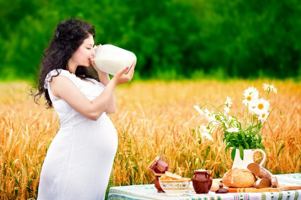 родукты полезные для беременных