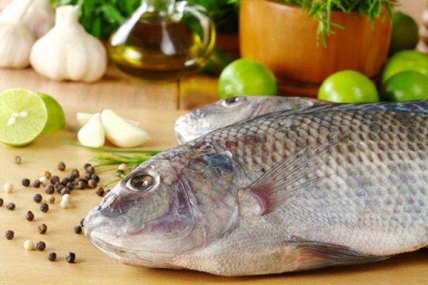 речная рыба для беременных