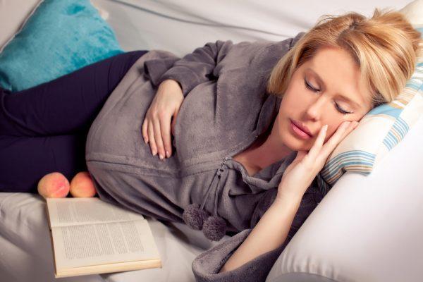 слабость и сонливость у беременных
