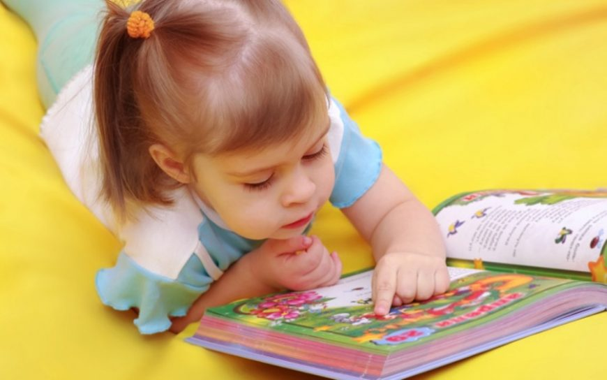 детская литература книги для 2-3 лет