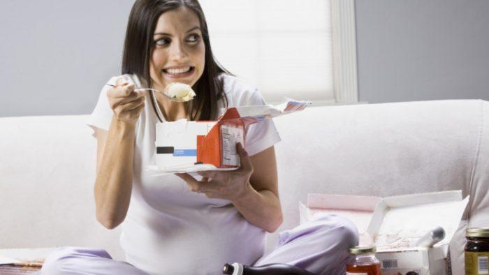 изменение кулинарных пристрастий при беременности