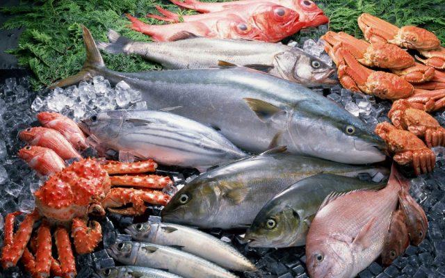 йододефицит и морепродукты