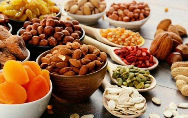 питание по триместрам