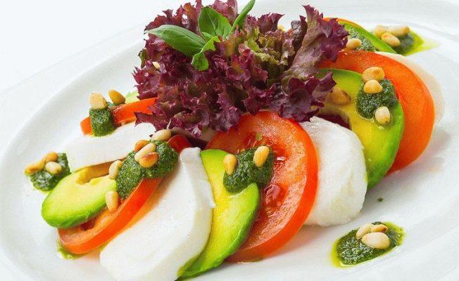 полезный салат для беременных