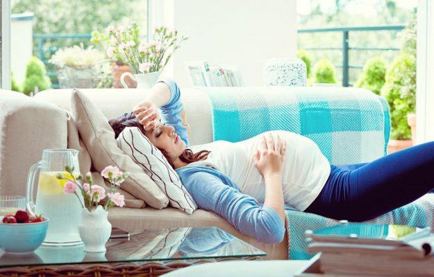 сердце болит при беременности