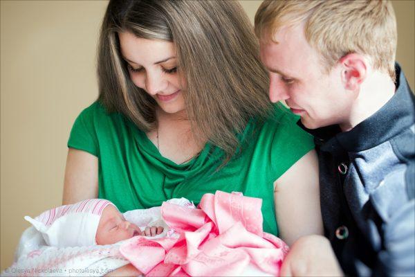 выписка из роддома недоношенного ребенка