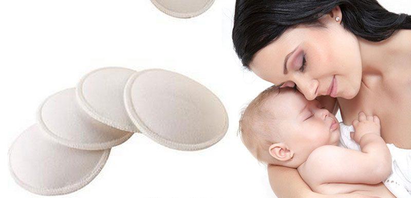 Прокладки для грудного вскармливания защита и комфорт груди