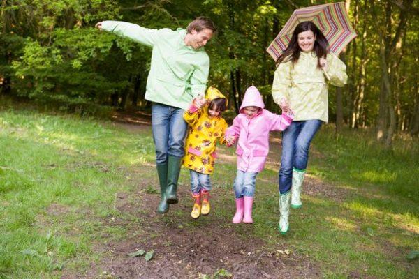 прогулки укрепляют иммунитет
