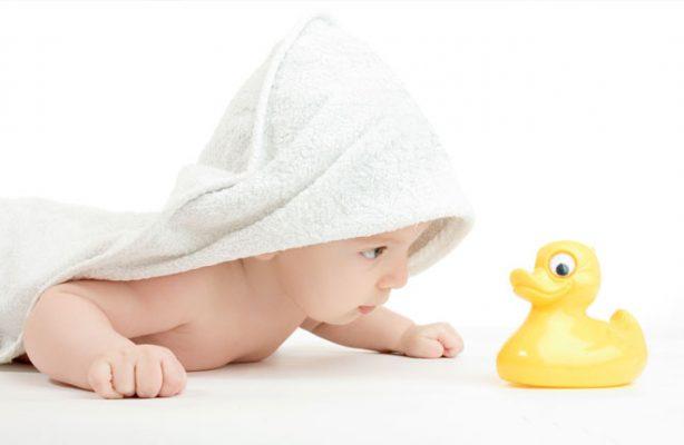 ребенок в 6 месяцев очень активный