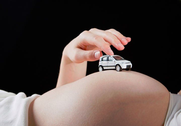 Можно ли беременным ездить за рулем пдд