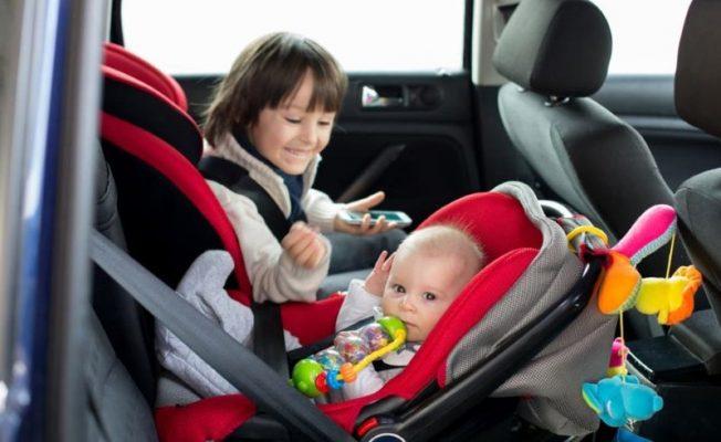 детские автолюльки