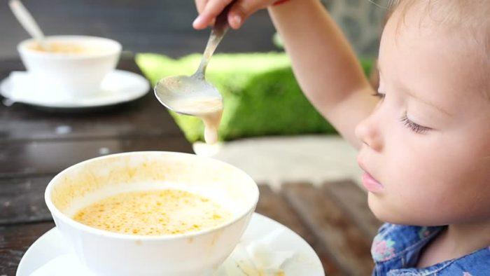 детские супы